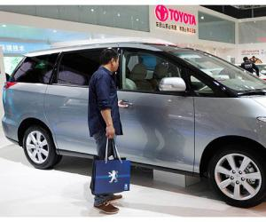 Toyota Previa photo 16