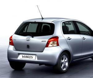 Toyota Yaris photo 5
