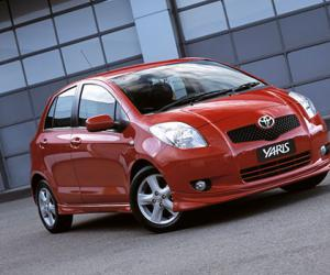 Toyota Yaris photo 9