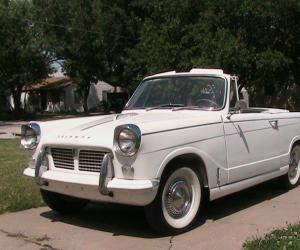 Triumph Herald photo 1