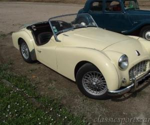 Triumph TR3 photo 1