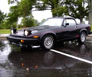 Triumph TR7 photo 1