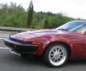 Triumph TR8 photo 1