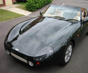 TVR Griffith photo 2