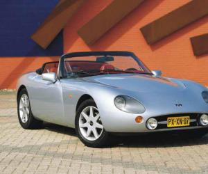 TVR Griffith image #5