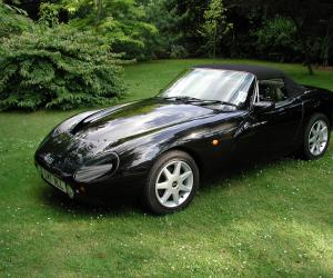 TVR Griffith image #12