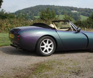 TVR Griffith image #14