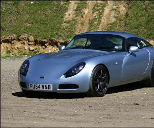 TVR T350 photo 3