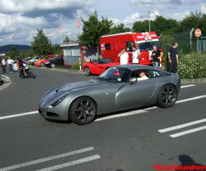 TVR T350 photo 5