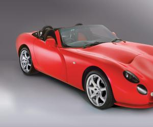 TVR Tuscan photo 6