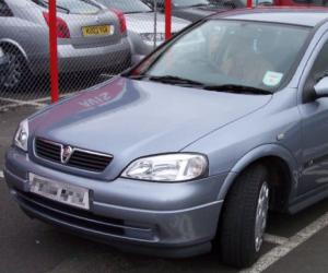 Vauxhall Astra photo 3