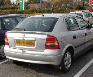 Vauxhall Astra photo 4