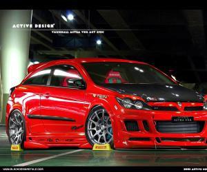 Vauxhall Astra photo 5