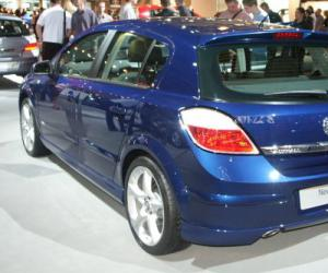 Vauxhall Astra photo 8