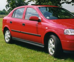Vauxhall Astra photo 12