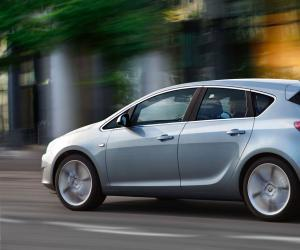 Vauxhall Astra photo 13