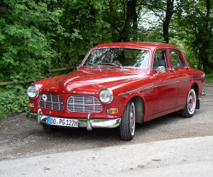 Volvo Amazon image #6