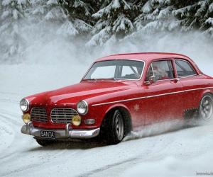 Volvo Amazon photo 9