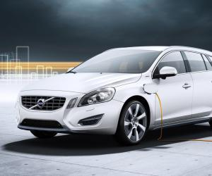 Volvo V60 Plug-in-Hybrid photo 1