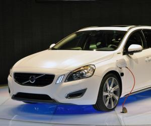 Volvo V60 Plug-in-Hybrid photo 3