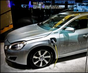 Volvo V60 Plug-in-Hybrid photo 6