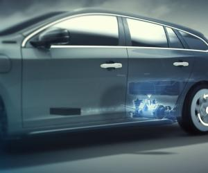 Volvo V60 Plug-in-Hybrid photo 11