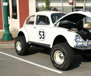 VW Beetle photo 3