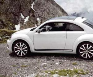 VW Beetle 1.6 TDI photo 6