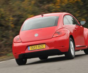 VW Beetle 1.6 TDI photo 8
