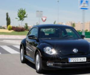 VW Beetle 1.6 TDI photo 9