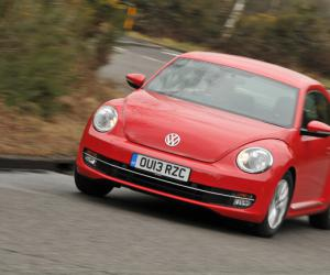 VW Beetle 1.6 TDI photo 11