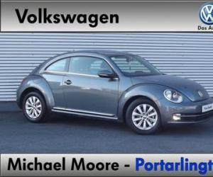 VW Beetle 1.6 TDI photo 16