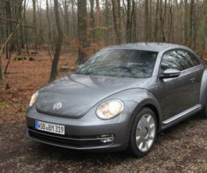 VW Beetle 1.6 TDI photo 17