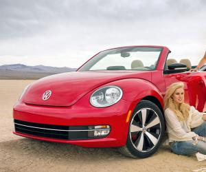 VW Beetle Cabrio photo 6