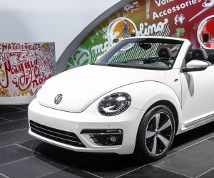 VW Beetle Cabrio photo 9