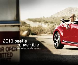 VW Beetle Cabrio photo 10
