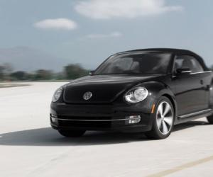 VW Beetle Cabrio photo 13