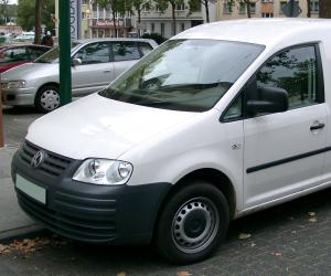 VW Caddy photo 1