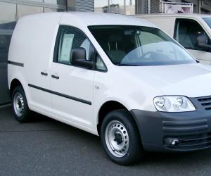 VW Caddy photo 3