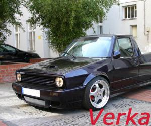 VW Caddy photo 6