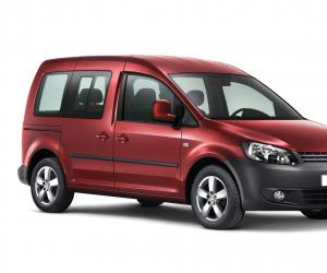 VW Caddy photo 10