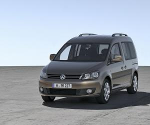 VW Caddy photo 13