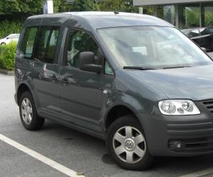VW Caddy Life photo 2