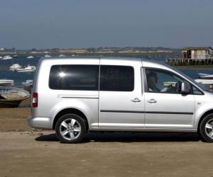 VW Caddy Life photo 3