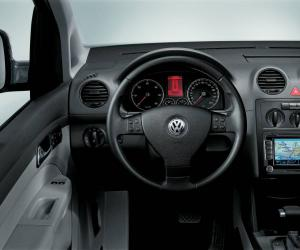 VW Caddy Life photo 4