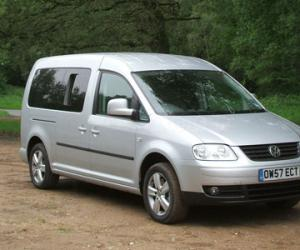 VW Caddy Life photo 10