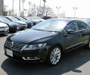 VW CC 1.8 TSI photo 9