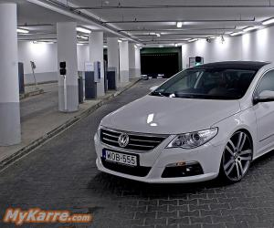 VW CC 1.8 TSI photo 10