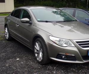 VW CC 1.8 TSI photo 11