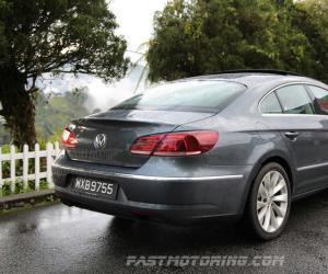 VW CC 1.8 TSI photo 15
